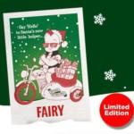 FREE Fairy Festive Tea Towels - Gratisfaction UK