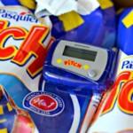 FREE Brioche Pasquier PITCH Pedometers - Gratisfaction UK