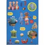FREE In The Night Garden Fridge Magnets - Gratisfaction UK