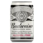 FREE Budweiser Prohibition Brew Beer - Gratisfaction UK