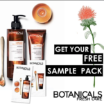 FREE L'Oréal Botanicals Sample Packs