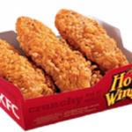 FREE KFC Hot Wings