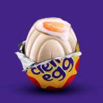 FREE White Chocolate Cadbury Creme Egg - Gratisfaction UK