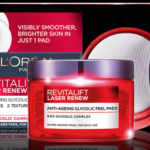 FREE L'Oreal Revitalift Day Cream and Glycolic Peel Pads - Gratisfaction UK
