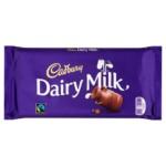 FREE Cadbury Dairy Milk - Gratisfaction UK