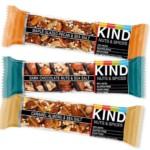 FREE KIND Snack Bars - Gratisfaction UK