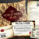 FREE Personalised Hogwarts Acceptance Pack - Gratisfaction UK