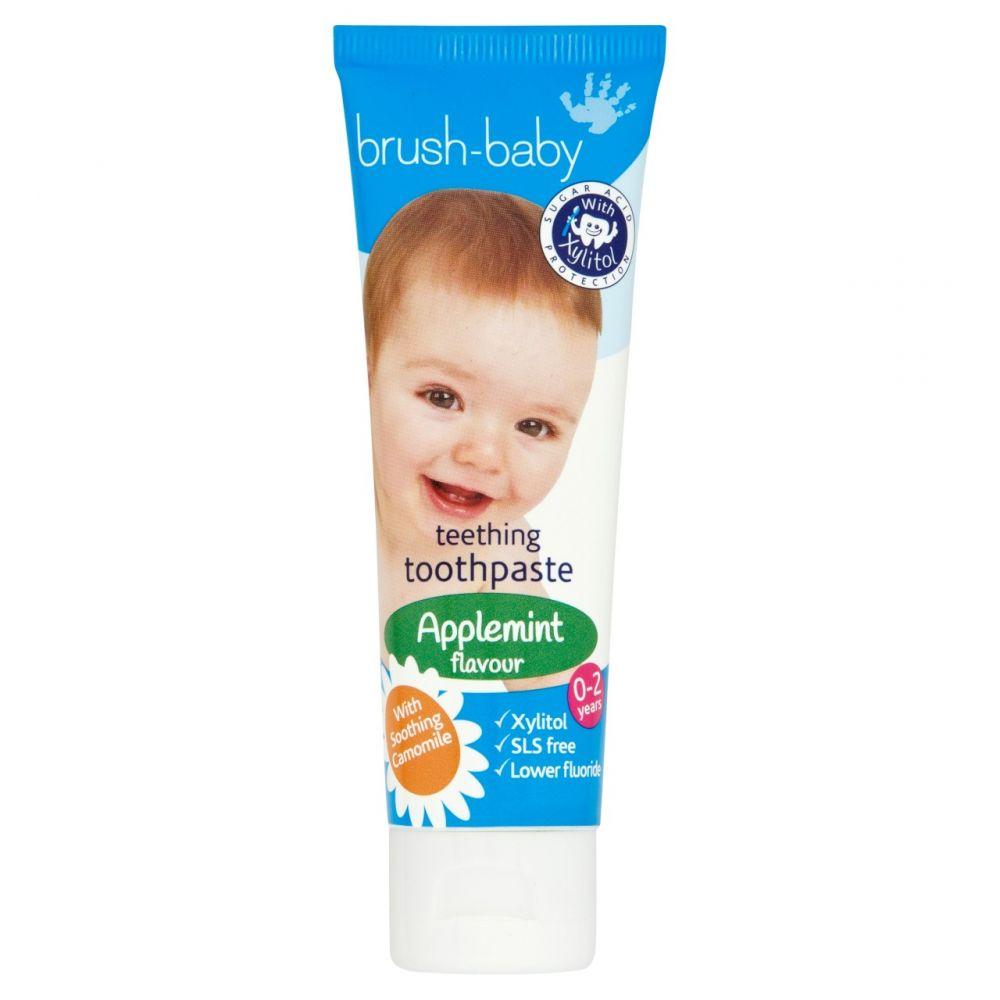 Free Brush Baby Toothpaste Gratisfaction Uk