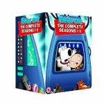 Family Guy DVD Boxset Seasons 1-11 £34.99 Delivered From The Hut - Gratisfaction UK