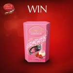 Free Lindt Chocolate Strawberries And Cream - Gratisfaction UK