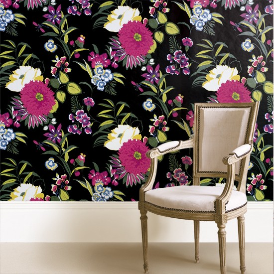 Free wallpaper samples from b q gratisfaction uk for B q dining room wallpaper