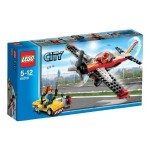 LEGO City Airport Stunt Plane £6.97 Free Click & Collect At Tesco Direct - Gratisfaction UK