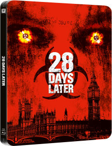 28 Days Later - Limited Edition Steelbook Blu-ray £6.99 delivered at Zavvi - Gratisfaction UK - Flash Bargains