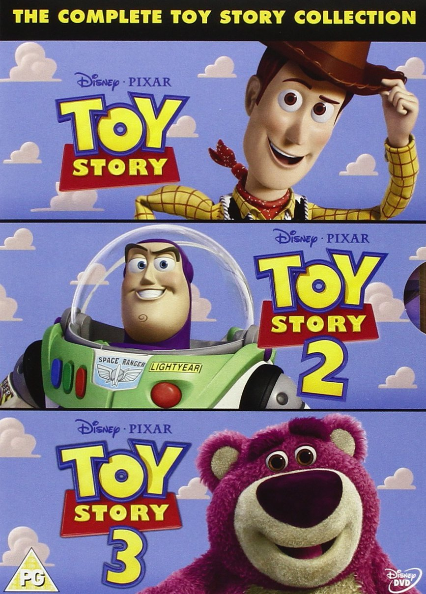 Toy Story 1-3 Collection DVD Boxset £12 Delivered At Tesco Direct | Gratisfaction UK  sc 1 st  Gratisfaction UK & BACK IN STOCK! Toy Story 1-3 Collection DVD Boxset £12 Delivered ... Aboutintivar.Com