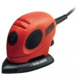 Black & Decker Mouse Detail Sander with Accessories £14.99 At Amazon - Gratisfaction UK