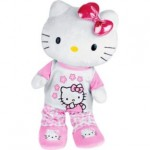 Chad Valley Hello Kitty Fashion Boutique Pyjama Outfit £2.49 At Argos - Gratisfaction UK