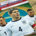 Free England Fans Guide to Brazil Book From Lions Guide Books & Football Supporters Federation - Gratisfaction UK