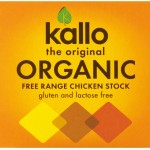 Free Kallo Organic Chicken Stock Cubes From Kallo - Gratisfaction UK