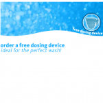 FREE Washing Powder Plastic Scoop Dosing Device From Proctor & Gamble