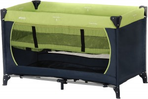 Hauck Dream n Play Travel Cot (Moonlight Kiwi) WAS £69.99 NOW £28.79 delivered at Amazon Gratisfaction UK Flash Bargains