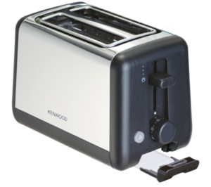 Kenwood TTM325A1 2 Slice Toaster Stainless Steel £9.97 at Currys Gratisfaction UK Flash Bargains