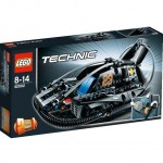 LEGO Technic 42002 Hovercraft LESS THAN HALF PRICE £10 delivered at Amazon - Gratisfaction UK