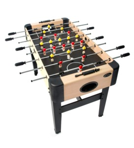 Pot Black Kids Delux 4 ft Football Table Was £99.99 Now £30.43 delivered at Amazon - Gratisfaction UK - Flash Bargains
