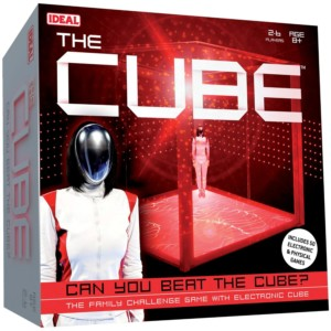 The Cube Board Game £15 delivered at Amazon - Gratisfaction UK - Flash Bargains