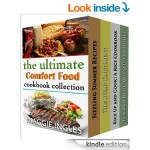 The Ultimate Comfort Food Free Cookbook Collection [Kindle Edition] At Amazon - Gratisfaction UK