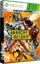 Anarchy Reigns Limited Edition (X360 PS3) £4.85 Delivered At Shopto Gratisfaction UK Flash Bargains
