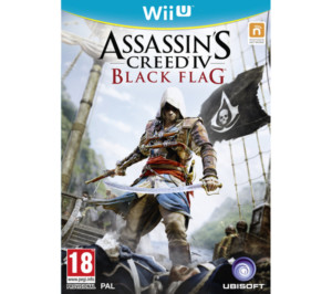 Assassins Creed IV Black Flag Nintendo Wii U £17.97 Delivered at Currys Gratisfaction UK Flash Bargains