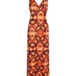 BARGAIN Jane Norman Blurred Print Maxi Dress (Size 8 Only) WAS £45 then £15 NOW £12 at House Of Fraser - Gratisfaction UK