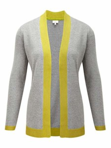 CC Silver Grey Needle Punch Cardigan WAS £79.90 NOW £19.90 at House of Fraser Gratisfaction UK Flash Bargains