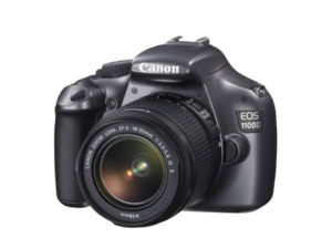 Canon EOS 1100D Digital SLR Camera (inc. 18-55 f 3.5-5.6 DC III Lens Kit) WAS £279.99 NOW £209 With Code Tesco Direct Gratisfaction UK Flash Bargains