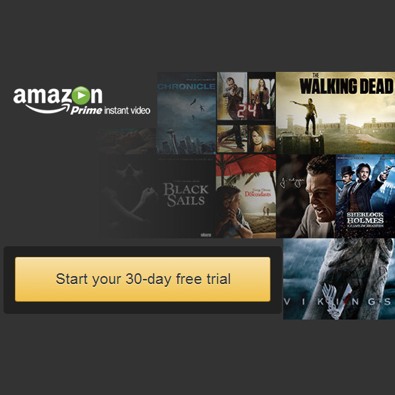 FREE Amazon Prime Instant Video 30 Day Trial | Gratisfaction UK