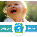FREE Heinz Baby Club Products, Nutritional Information, Coupons And More