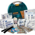 Halfords Large First Aid Kit HALF PRICE £10 - Gratisfaction UK