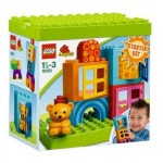 LEGO DUPLO Toddler Build and Play Cubes At Amazon £7.99 - Gratisfaction UK