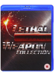 Lethal Weapon Collection 1 - 4 Boxset Blu-Ray £8.99 delivered at Base Gratisfaction UK Flash Bargains