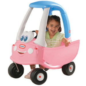 Little Tikes Cozy Coupe 30th Anniversary Pink Edition £29.99 with code at Toys R Us