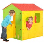 Meadow Cottage Outdoor Garden Playhouse WAS £99.99 NOW £44.99 delivered with Code at Toys R Us - Gratisfaction UK