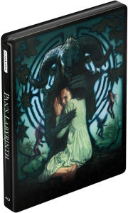Pan's Labyrinth - Zavvi Exclusive Limited Edition Steelbook Blu-ray £7.99 delivered at Zavvi Gratisfaction UK Flash Bargains