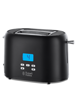 Russell Hobbs Precision 2 Slice Toaster WAS £49.50 NOW £14.50 at Tesco Direct Gratisfaction UK Flash Bargains