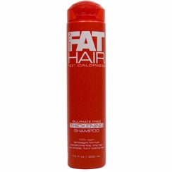 Samy Fat Hair Amplifying Shampoo 300ml £2.77 better than half price Superdrug Gratisfaction UK Flash Bargains