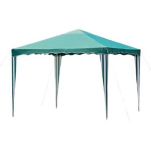 Square Extra Large Garden Green Gazebo WAS £59.99 NOW £29.99 at Argos Gratisfaction UK Flash Bargains