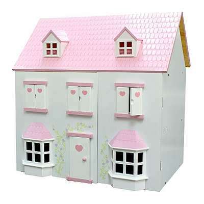 Traditional Wooden Dolls House Was 163 35 Now 163 20 At Asda Direct Gratisfaction Uk