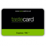 FREE 3 Months Of Tastecard For £1!