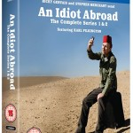 BARGAIN An Idiot Abroad Box Set – Series 1 and 2 Blu-ray NOW £4.99 delivered at Base.com