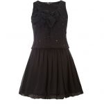 BARGAIN Cutie Cutie Bow & Bead Puff Dress Size 8 WAS £55 NOW £12 At House Of Fraser - Gratisfaction UK