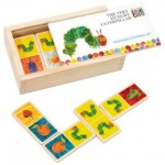 FLASH BARGAIN Hungry Caterpillar Wooden Dominoes £6.99 + Free Delivery at Argos - Gratisfaction UK